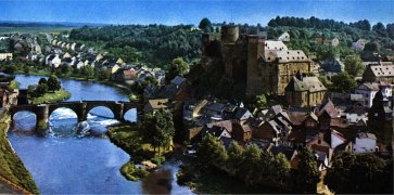 The old city of runkel